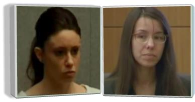 Jodi Arias Versus Casey Anthony: How Do They Compare?